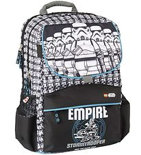 Lego School Backpack - Star Wars - Stromtrooper - Starter