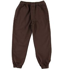 Gro Trousers - Bobby - Chocolate