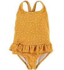 Liewood Swimsuit - Amara - UV50+ - Confetti Yellow Mellow