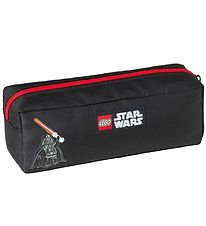 Lego Pencil Roll - Star Wars - Darth Vader - Black