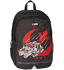 Lego Backpack - Star Wars - Microfighter - Black