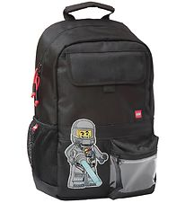 Lego Backpack - Iconic Spaceman - Black