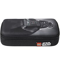 Lego Pencil Case - Star Wars - Darth Vader - Black