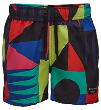 Björn Borg Swim Trunks - Kenny - Flags