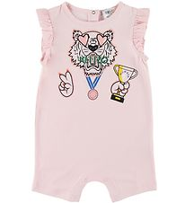 Kenzo Summer Romper - Exclusive Edition - Powder Pink