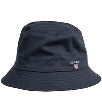 GANT Bucket Hat - Sun - Evening Blue