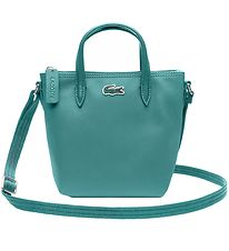 Lacoste Bag - Shopping Cross Bag - Green Blue Slate