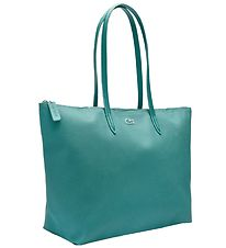 Lacoste Taske - Large Shopping Bag - Green Blue Slate