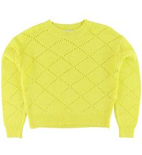 Grunt Jumper - Alop - Knitted - Yellow