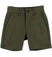 Grunt Shorts - Ludvig Buzz - Army Green