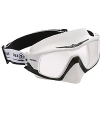 Aqua Lung Dving Mask - Versa - White/Black