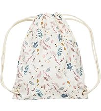 Cam Cam Gym Bag - Pressed Leaves Rose