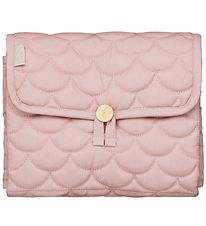 Cam Cam Changing Mat - 86x44 - Quilted - Soft Rose