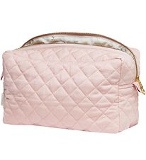Cam Cam Toiletry Bag - Quilted - Blossom Pink