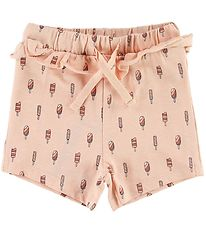 Petit by Sofie Schnoor Shorts - Laya - Rose w. Popsicles