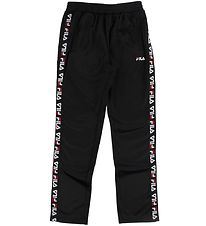 Fila Trackpants - Talisa - Black
