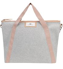 DAY ET Bag - Jogging Cross - Silver Lining