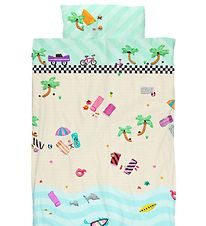 SNURK Duvet Cover - Junior - Clay Beach