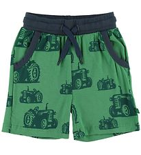 Freds World Shorts - Farming - Green