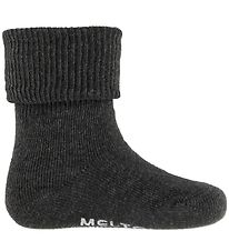 Melton Socks - ABS - Grey