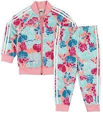adidas Originals Training Set - Pink/Turquoise