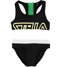 Stella McCartney Kids Bikini - Black w. Logo