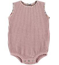Christina Rohde Summer Romper - Knitted - Rose