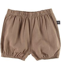 Little Wonders Bloomers - Bryan - Linen - Chestnut
