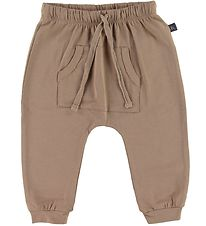 Little Wonders Trousers - Adam - Chestnut