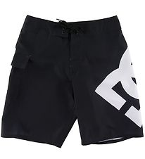 DC Swim Trunks - Lanai - Black w. Logo