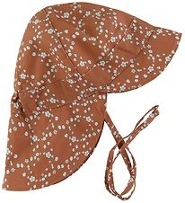 Huttelihut Sun Hat - Safari - Terracotta