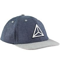 Nordic Label Cap - UV50+ - Baseball - Denim