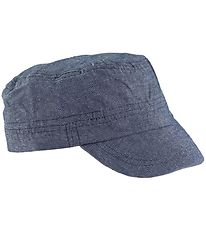 Nordic Label Cap - Worker - UV50+ - Denim