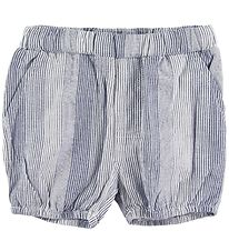 Hust and Claire Shorts - Herluf - Blue/White Striped