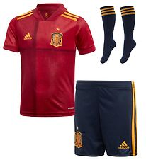 adidas Performance Home Set - Spain Mini - Red/Blue
