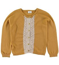 Hust and Claire Cardigan - Carrie - Yellow