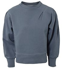 Hound Sweatshirt - Dusty Blue