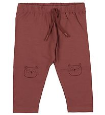 Pippi Trousers - Marsala