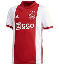 adidas Performance Home Jersey - Ajax Amsterdam - Red/White