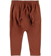 Soft Gallery Trousers - Hailey - Arabian Spice