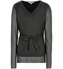 Cost:Bart Blouse - Kamille - Black
