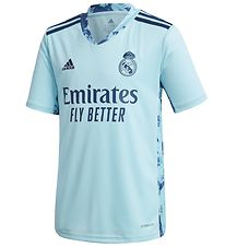 adidas Performance Goalkeeper Jersey - Real Madrid - Blue