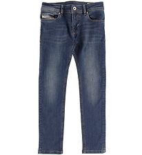 Diesel Jeans - Sleenker - Blue Denim