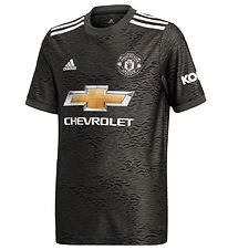 adidas Performance Away Jersey - Manchester United - Grey