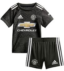 adidas Performance Football Set - Manchester United - Grey