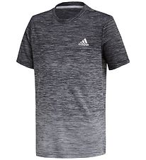adidas Performance T-shirt - Gradient Ragazzo - Grey
