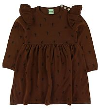 FUB Dress - Baby - Wool - Umber