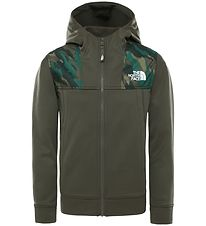 The North Face Softshell Jacket - Surgent - Green