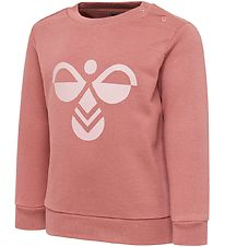 Hummel Sweatshirt - HMLMasi - Dusty Rose