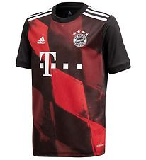 adidas Performance Football Jersey - Bayern Munich - Red/Black